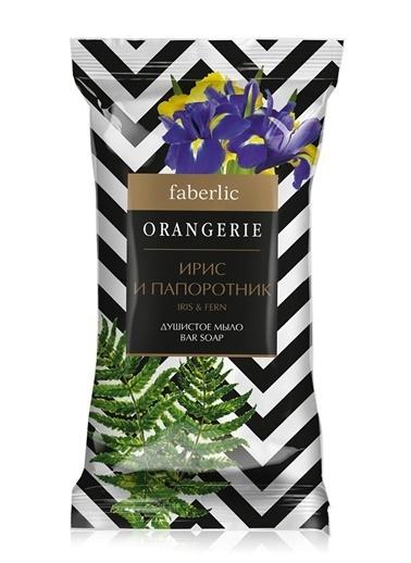 Faberlic Süsen Çiçeği ve Eğrelti Otu Kokulu Sabun 65 g Renksiz